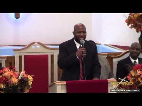 Second Baptist Sermon   09272015