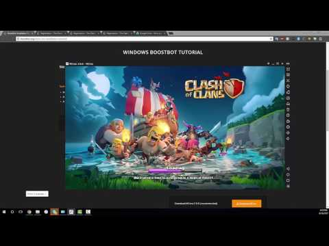 Installing Clash of Clans in MEmu and connecting your Clash of Clans Account