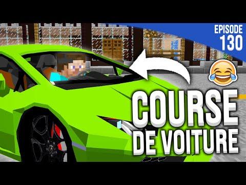 J'ORGANISE DES COURSES DE VOITURE ! | Minecraft Moddé S4 | Episode 130