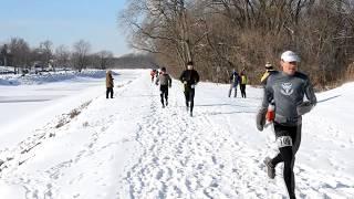 Thank U * Beast of Burden Winter Ultramarathon *
