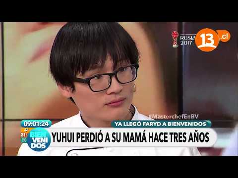 La emotiva historia de Yuhui (Parte 1)   Bienvenidos