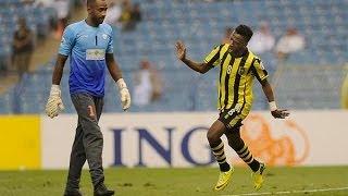 اهداف مباراة الاتحاد و الشباب 3-1 | دوري ابطال اسيا HQ