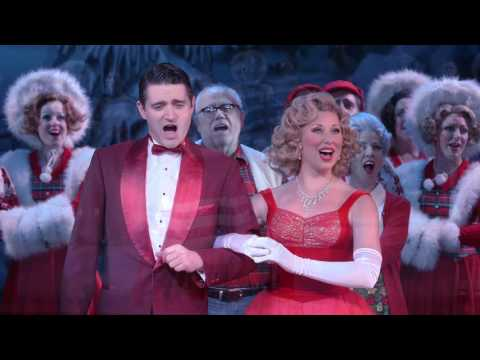 Broadway In Chicago  Irving Berlins White Christmas