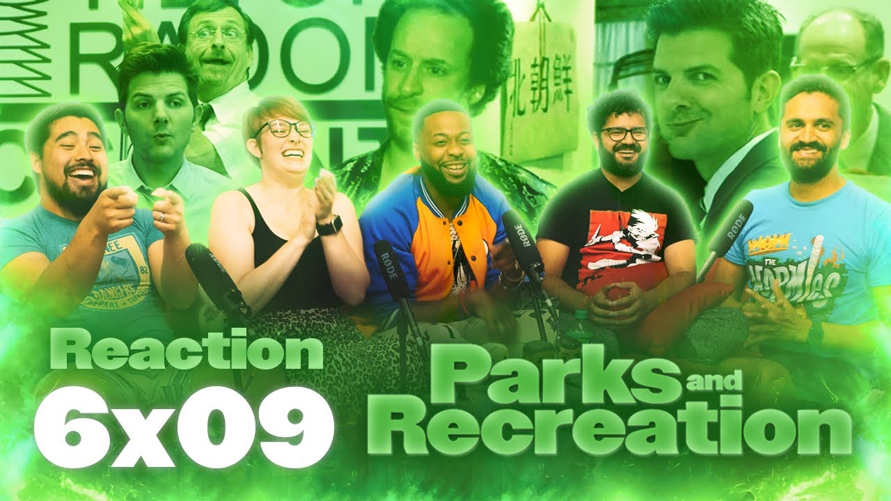 Download Parks and Recreation - 6x9 The Cones of Dunshire - Group Reaction