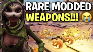 Scammer nearly takes my MODDED RARE Weapon! 😭😱 (Scammer Get Scammed) Fortnite Save The World
