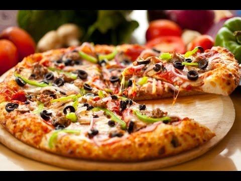 صورة  طريقة عمل البيتزا طريقة عمل البيتزا خطوه خطوه طريقة عمل البيتزا من يوتيوب