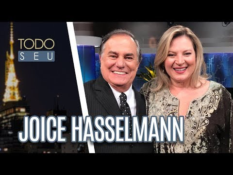 Joice Hasselmann - Todo Seu (21/11/18)