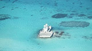 Beijing steps up South China Sea land reclamation