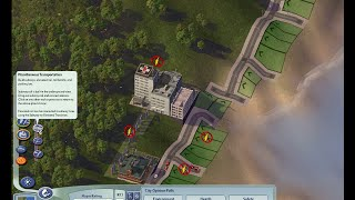 SimCity 4 PC Gameplay HD