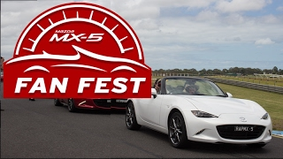 Mazda MX-5 Fan Fest  2017 - Sandown Raceway