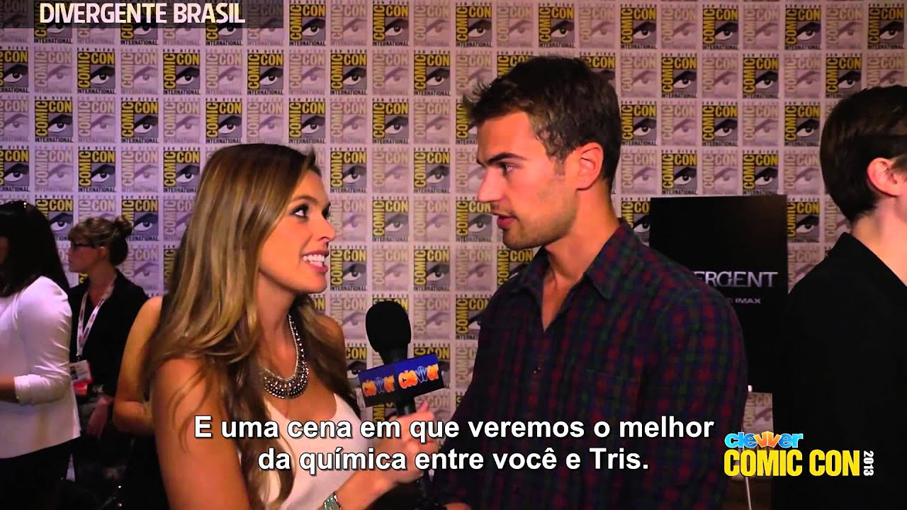 Theo james speed dating