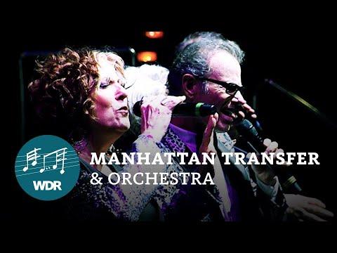 The Manhattan Transfer & Orchestra | WDR Funkhausorchester