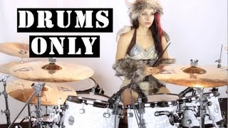 "MASTODON ""BLOOD AND THUNDER"" - DRUMS ONLY COVER 