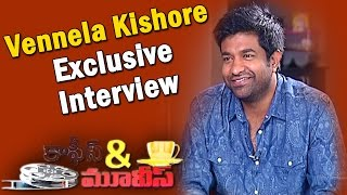 Exclusive Interview With Vennela Kishore || Coffees And Movies || NTV