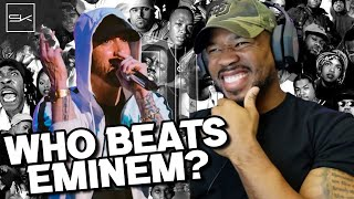 Download WHO CAN BEAT EMINEM IN A VERZUZ?