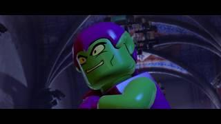 LEGO marvel SuperHeroes часть 8 фантастическая четверка