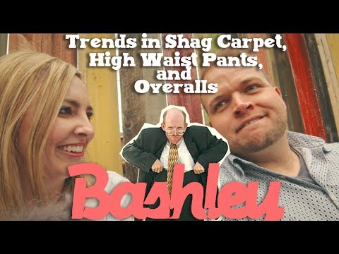 Trends in Shag Carpet High Waist Pants and Overalls - The Bashley Vlog