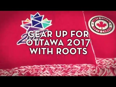 Ottawa 2017 and Roots gear-up Canadians for the country's 150th birthday celebrations