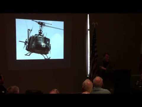 """Lew Jennings - """"19 Minutes to Live: Helicopter Warfare in Vietnam"""""""