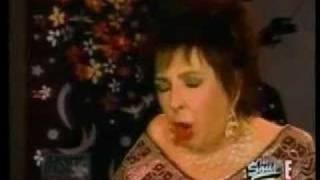 Liz Taylor on The Soup