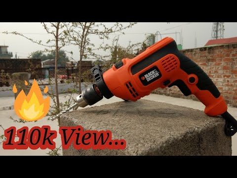best branded electric drill machine in amazon at very low price ( unboxing & review ) Mr creative