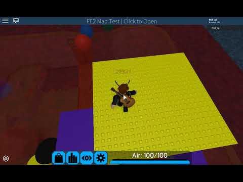 [FE2 Map Test] Roblox | Broken FE1 [Hard] [Going 10k view?]