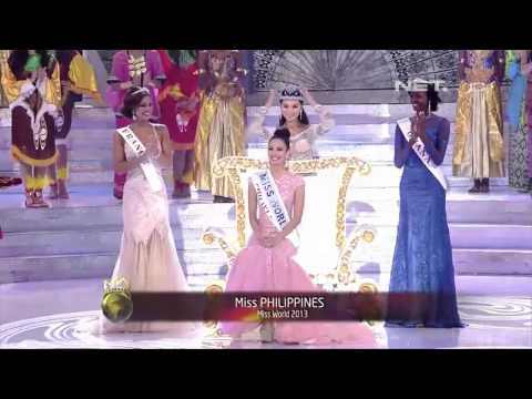 Entertainment News - 5 Fakta Miss World 2013