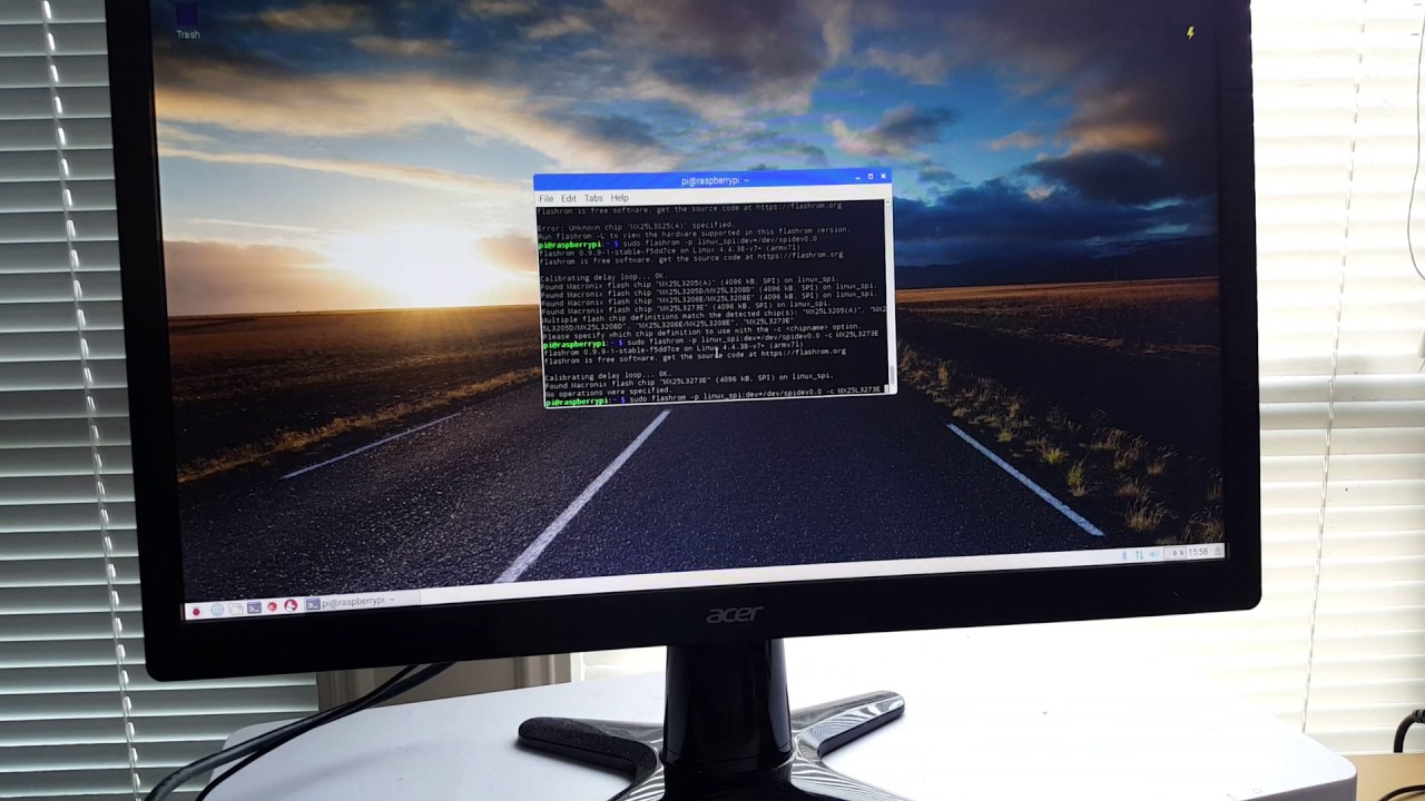 Flashing Coreboot on Thinkpad X230 with Raspberry Pi