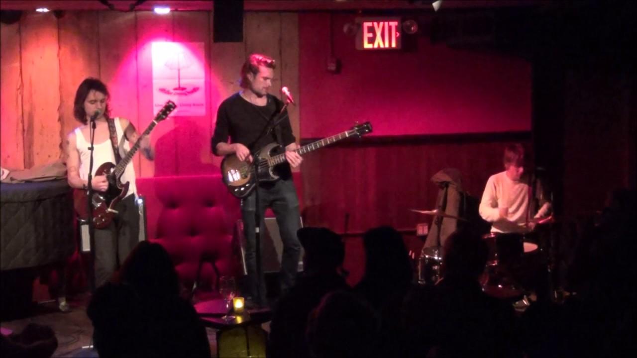 Jett Rebel Live In Your Living Room NYC Festival 24 Nov 2015