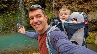 The Most Beautiful Place in Oklahoma - Tulsa Family Vlog