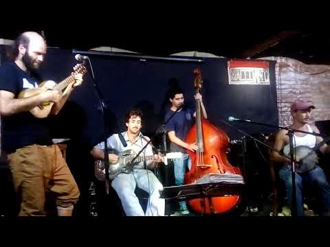 Jimbino Vegan & The jazz cannibals at massolit #5