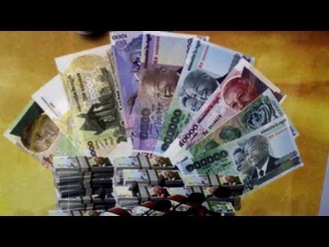 "sunitjo travel พาแลกเงิน  ราชอาณาจักรกัมพูชา ใช้สกุลเงิน ""เรียล"" (Cambodian Riel : KHR) 4217 คือ THB"
