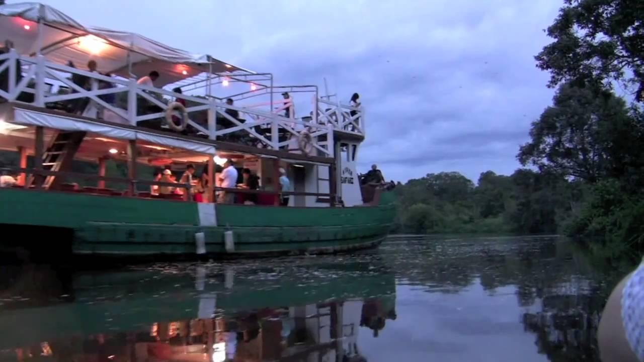 39Take 5 Tour39  Klias River Cruise Kota Kinabalu Malaysia  YouTube