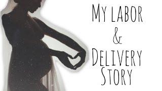 Мои роды! Моя история! Видео из госпиталя!