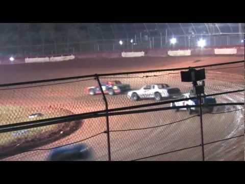 Screven Motor Speedway Nov  16 , 2012