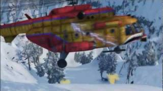 *NEW* 13 Minute Gameplay SSX 2012 *HD*  XBOX360/PS3/PC