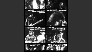 """THE RAMONES """"I can´t make it on time"""""""