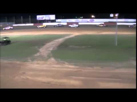Albany Motor Speedway 5-2-15 Enduro Feature
