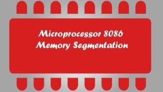 Microprocessor 8086 Tuto 3 - Memory Segmentation