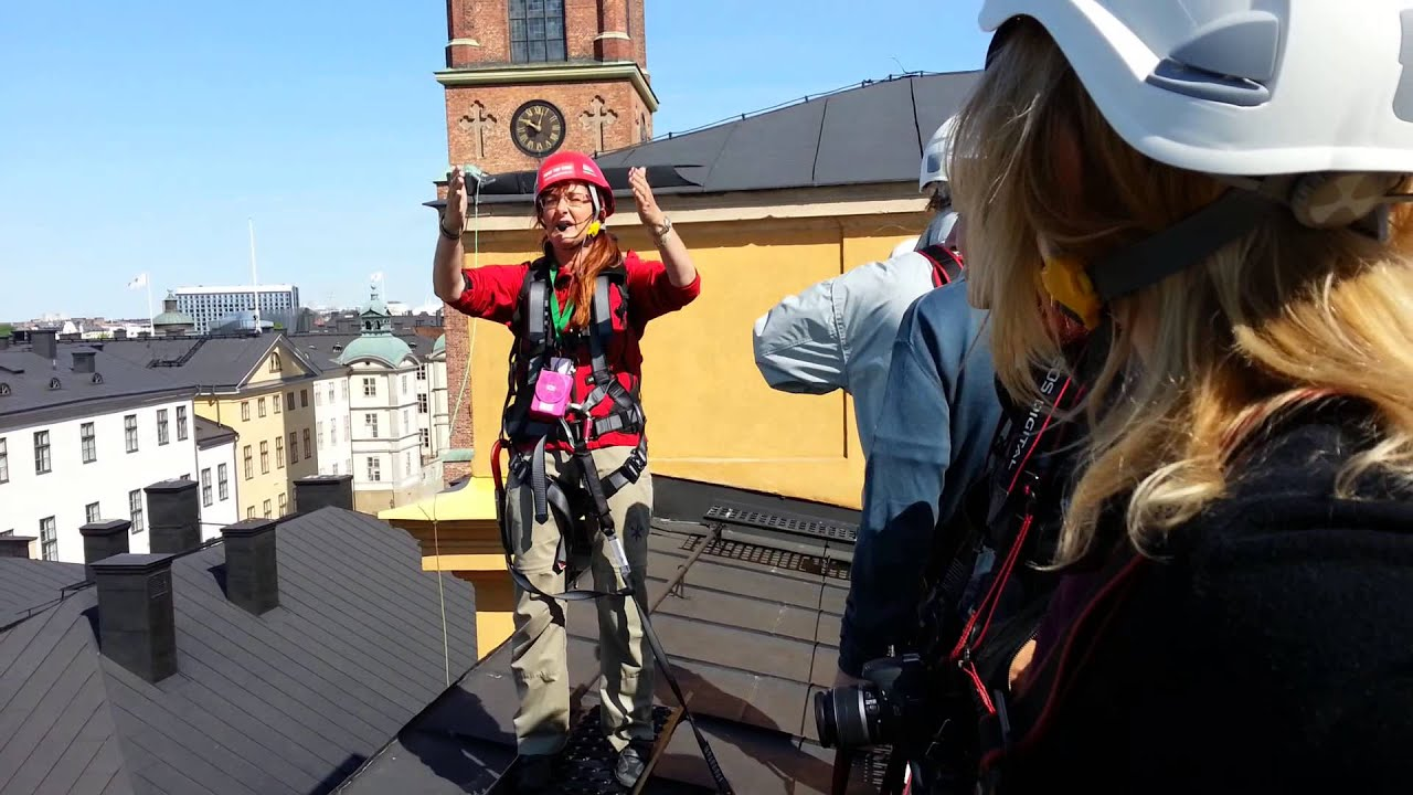Rooftop Tour Stockholm