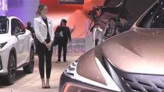 La 88ème édition du salon de l'automobile de Genève au travers de ses hôtesses