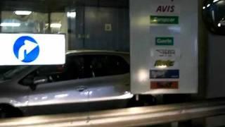 aeroporto de lisboa, entrega de carros na avis rent car