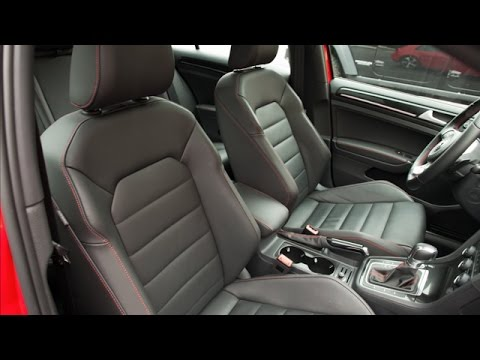 2015 Volkswagen GTI Interior Review