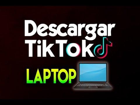 descargar tik tok laptop tutorial explicacion completa youtube