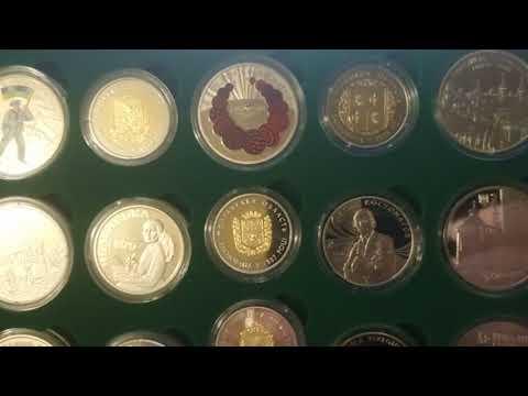 Юбилейные и памятные монеты Украины - продаю !!! / coins of Ukraine - 2017