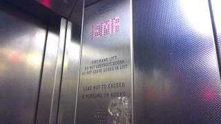 fire service mode generic tower block lift