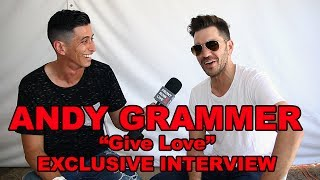 ANDY GRAMMER Talks New Album 'The Good Parts'