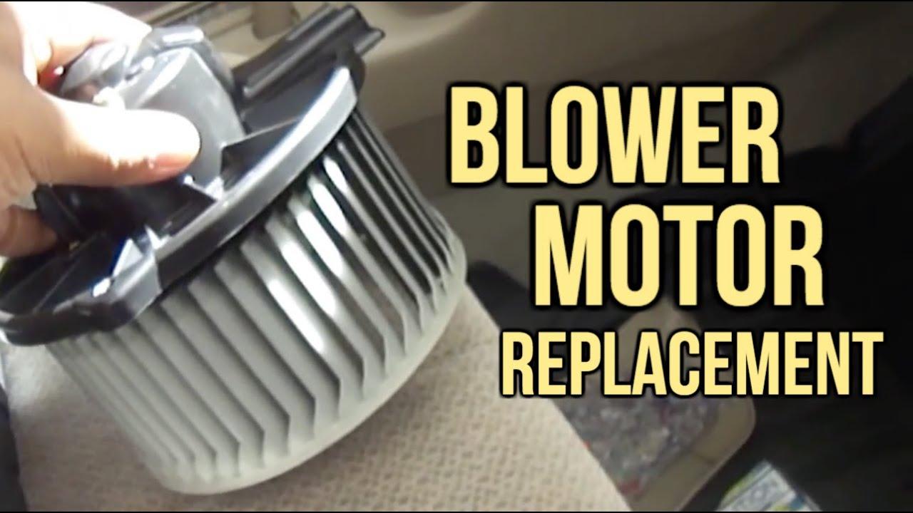 2000 toyotum camry heater blower [ 1285 x 720 Pixel ]