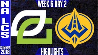Video OPT vs GGS Highlights | NA LCS Summer 2018 Week 6 Day 2 | Optic Gaming vs Golden Guardians download MP3, 3GP, MP4, WEBM, AVI, FLV Agustus 2018