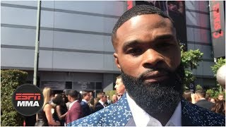 Tyron Woodley wants another shot at Kamaru Usman, shares his advice to Ben Askren | 2019 ESPYS
